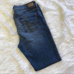Women's Levi's 526 Slender Boot Jeans sz 12
